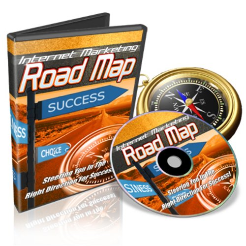 Product picture Internet Marketing Roadmap