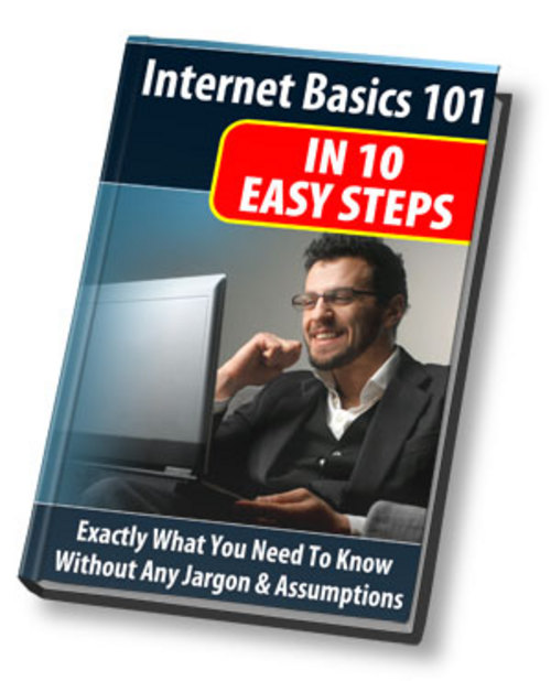 Product picture Internet Basics - Internet Marketing Basics