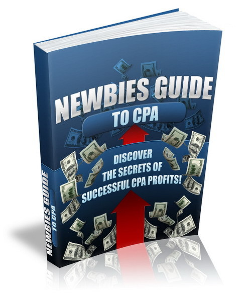 Product picture CPA Online Marketing Guide