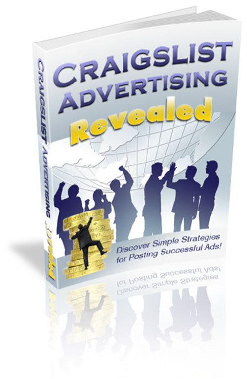 Product picture Craigslist Marketing Strategies - Craiglist Advertising Re..